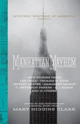 Manhattan Mayhem by Mary Higgins Clark