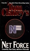 Tom Clancy's Net Force | Clancy, Tom | 1st Edition Mass Market Paperback Book