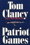 Clancy, Tom - Patriot Games (Signed First Edition)
