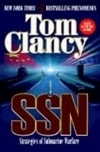 Clancy, Tom | SSN: Strategies of Submarine Warfare | Signed First Edition Trade Paper Book