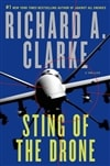 Sting of the Drone | Clarke, Richard | Signed First Edition Book