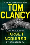Bentley, Don (as Clancy, Tom) | Target Acquired | Signed First Edition Copy