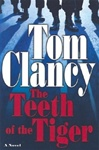 Clancy, Tom - Teeth of the Tiger, The (Signed First Edition)