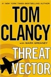 Clancy, Tom & Greaney, Mark - Threat Vector (Signed First Edition)