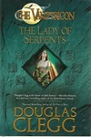 Clegg, Douglas - Vampyricon: Lady of Serpents (Signed First Edition)