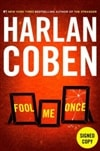 Coben, Harlan | Fool Me Once | Signed First Edition Book