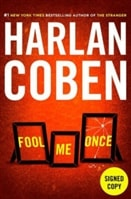 Fool Me Once | Coben, Harlan | Signed First Edition Book