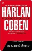 No Second Chance by Harlan Coben | Signed 1st Edition Mass Market Paperback Book