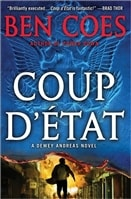 Coes, Ben - Coup d'Etat (Signed First Edition)
