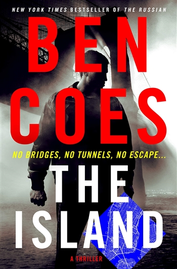 The Island by Ben Coes