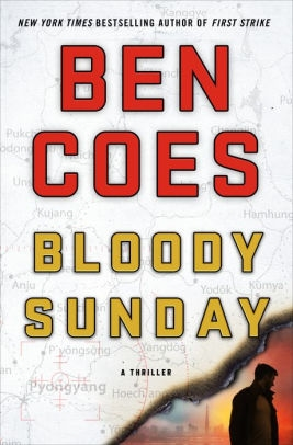Bloody Sunday by Ben Coes
