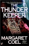 Thunder Keeper, The | Coel, Margaret | Signed 1st Edition Mass Market Paperback Book
