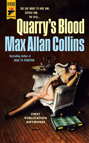 Quarry's Blood by Max Allan Collins