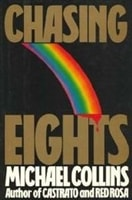 Chasing Eights | Collins, Michael (Lynds, Dennis) | Signed First Edition Book