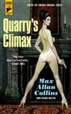 Quarry's Climax | Collins, Max Allan | Signed First Edition Trade Paper Book