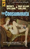 Consummata  | Collins, Max Allan | Signed First Edition Trade Paper Book