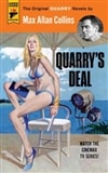 Quarry's Deal by Max Allan Collins | Signed First Edition Trade Paper Book