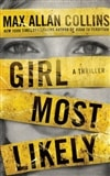 Girl Most Likely by Max Allan Collins | Signed First Edition Book