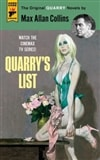Quarry's List | Collins, Max Allan | Signed First Edition Trade Paper Book