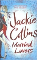 Married Lovers | Collins, Jackie | Signed First Edition UK Book