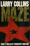 Maze | Collins, Larry | Signed First Edition UK Book