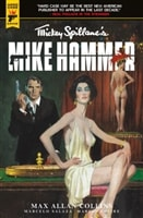 Mike Hammer: The Night I Died by Max Allan Collins (as Mickey Spillane) | Signed First Edition Book