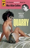 Quarry by Max Allan Collins | Signed First Edition Trade Paper Book