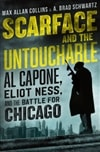 Scarface and the Untouchable | Collins, Max Allan & Schwartz, A. Brad | Signed First Edition Book