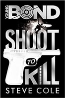 Shoot to Kill | Cole, Steve | Signed First Edition Book