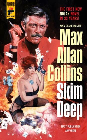 Skim Deep by Max Allan Collins