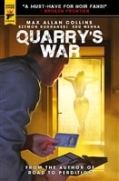Quarry's War | Collins, Max Allan | Signed First Edition Trade Paper Book