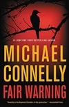 Connelly, Michael | Fair Warning | Signed First Edition Book
