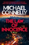 Connelly, Michael | Law of Innocence, The | Signed UK First Edition Book