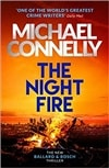 Connelly, Michael | Night Fire, The | Signed UK Edition Book