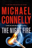 Connelly, Michael | The Night Fire | Signed First Edition Copy