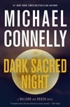 Dark Sacred Night by Michael Connelly | Signed First Edition Book