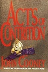 Acts of Contrition | Cooney, John | First Edition Book