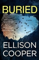 Cooper, Ellison | Buried | Signed First Edition Copy