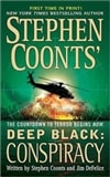 Deep Black: Conspiracy | Coonts, Stephen | Signed 1st Edition Mass Market Paperback Book