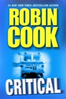 Critical | Cook, Robin | Signed First Edition Book