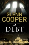 Cooper, Glenn | Debt, The | Signed First Edition Copy