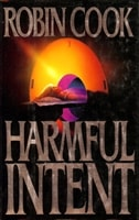 Harmful Intent | Cook, Robin | Signed First Edition Book