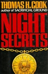 Night Secrets | Cook, Thomas H. | Signed First Edition Book