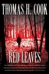 Cook, Thomas | Red Leaves | Signed First Edition Trade Paper Book