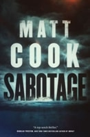 Sabotage | Cook, Matt | Signed First Edition Book