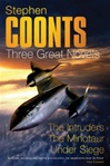Three Great Novels II: The Pentagon | Coonts, Stephen | Signed 1st Edition Thus UK Trade Paper Book