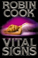 Vital Signs | Cook, Robin | Signed First Edition Book