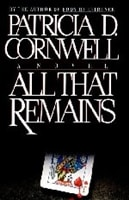 All That Remains | Cornwell, Patricia | Signed First Edition Book