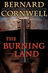 Burning Land, The | Cornwell, Bernard | Signed First Edition Book