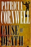 Cause of Death | Cornwell, Patricia | Signed First Edition Book